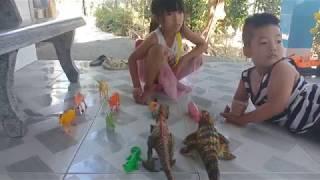 Đồ chơi trẻ em - Đồ chơi con vật | BIN BIN TV