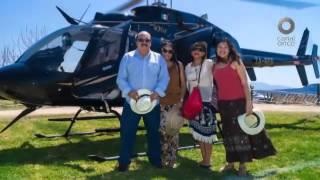 D Todo - Paseo en helicóptero por la Ciudad de México