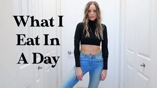 What I Eat In A Day / Food