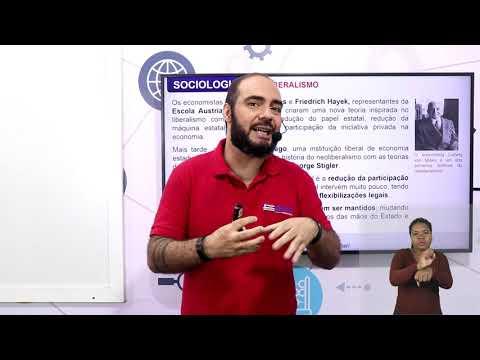 Aula 08 | Neoliberalismo - Parte 02 de 03 - Sociologia