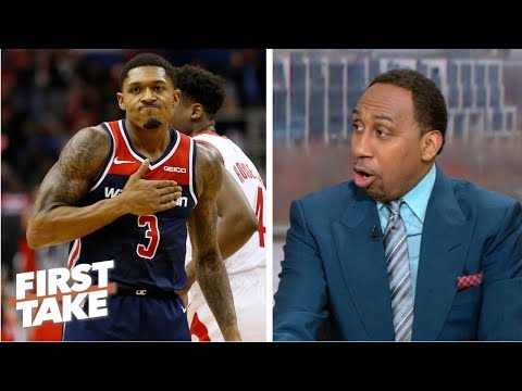 Download Lakers should do 'everything they can' to get Bradley Beal - Stephen A. | Get Up! HD Mp4 3GP Video and MP3