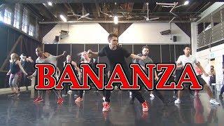 Bananza (Belly Dancer) - Akon | Choreography by James Deane
