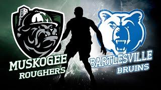 Rougher Basketball vs Bartlesville