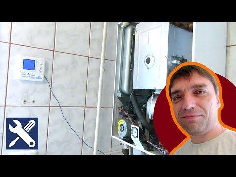 ✅ Газовый котел: НА КОТЛЕ НЕ ВКЛЮЧАЕТСЯ ГОРЯЧАЯ ВОДА / Мелкий ремонт