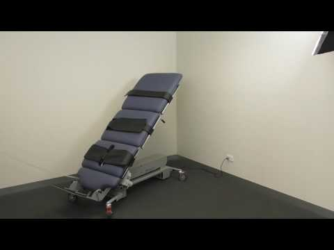 ABCO Health Care Dynamic Tilt Table 1703