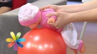 Физкультура для новорожденных - Все буде добре - Выпуск 386 - 06.05.14 - Все будет хорошо