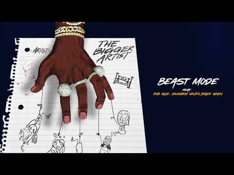 A Boogie Wit Da Hoodie – Beast Mode feat. PnB Rock, Youngboy Never Broke Again [Official Audio]
