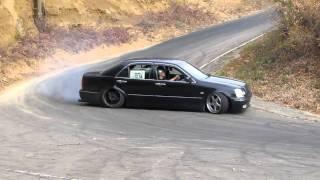VIP TOUGE DRIFT - Toyota Crown and Toyota Progress drifting the touge :: inertia-ms.com ::