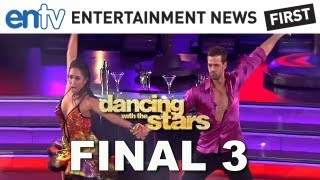 Dancing With The Stars Recap: Final 3 Teams, William Levy, Donald Driver, and Katherine Jenkins