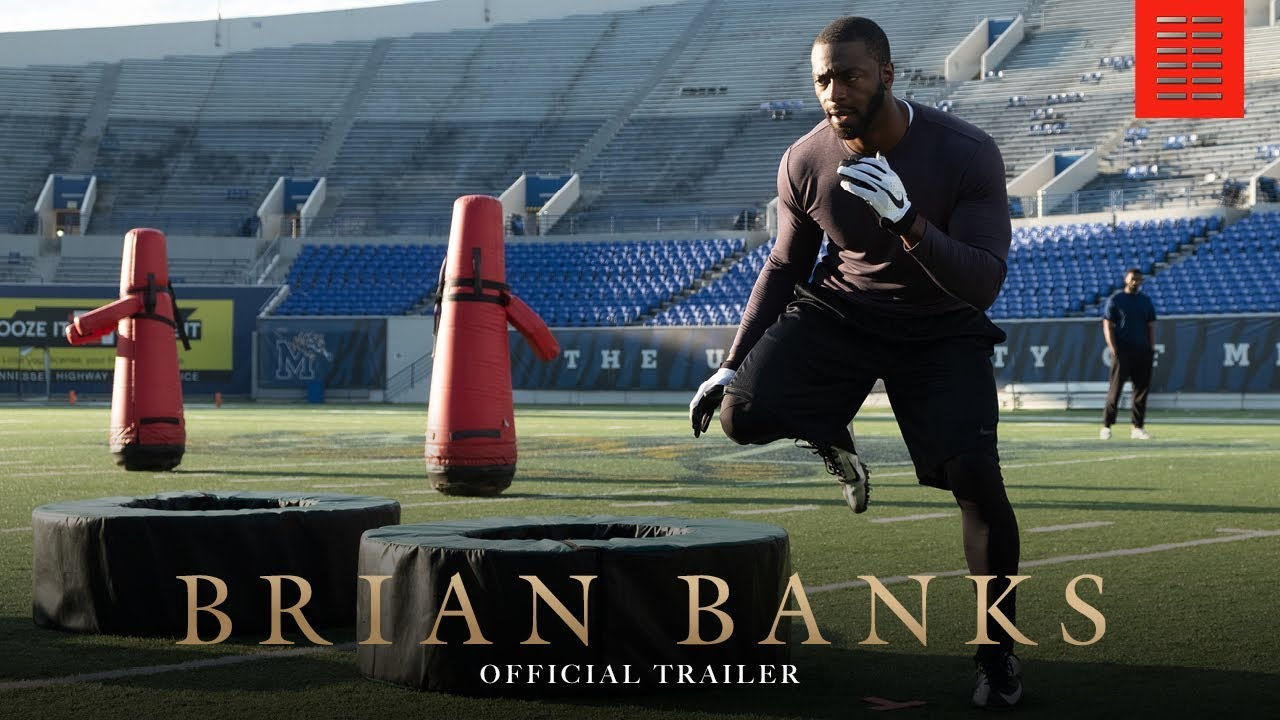 Video trailer för BRIAN BANKS | Official Trailer