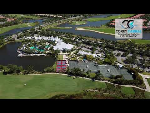 Fiddlers Creek Naples Florida Real Estate Homes & Condos Clubhouse