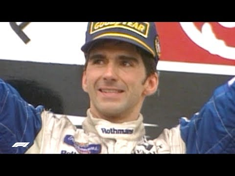 Damon Hill Triumphs Against Michael Schumacher At Soaking Suzuka | 1994 Japanese Grand Prix