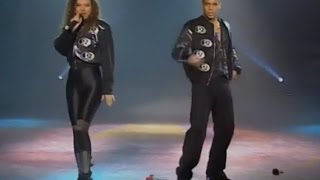 2 Unlimited - No Limit (Live) 1993