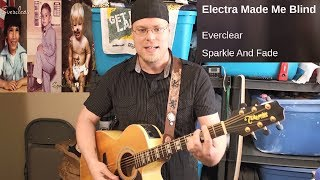 Electra Made Me Blind by Everclear (acoustic cover)