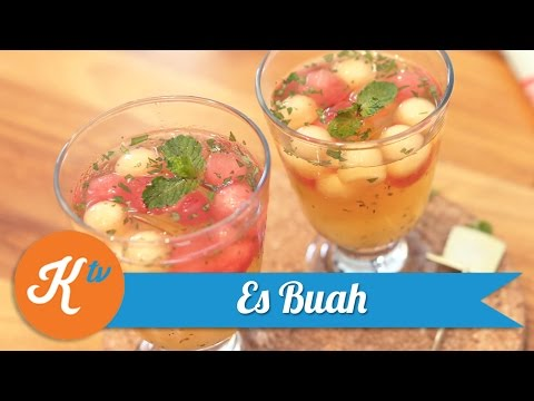 Video Resep Es Buah | CINDY PARAMITHA