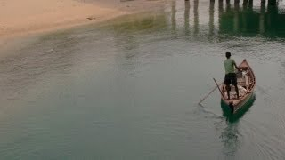 Fishing activity in Andaman and Nicobar Islands