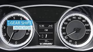 Maruti Suzuki Dzire - Interior Features Video