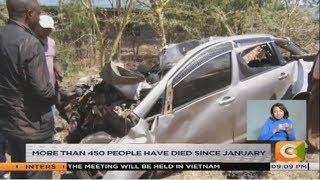4 Family Members Die Along Nakuru-Nairobi Highway