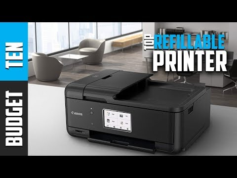 Best Refillable Printers 2019 – Budget Ten Ink Tank Printer Reviews