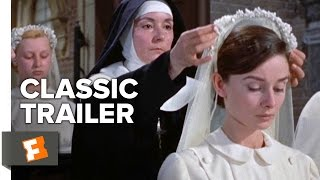 The Nuns Story 1959 Official Trailer  Audrey Hepburn Peter Finch Movie HD