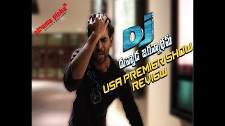 Check out DuvvadaJagannadham USA Premier Show Response