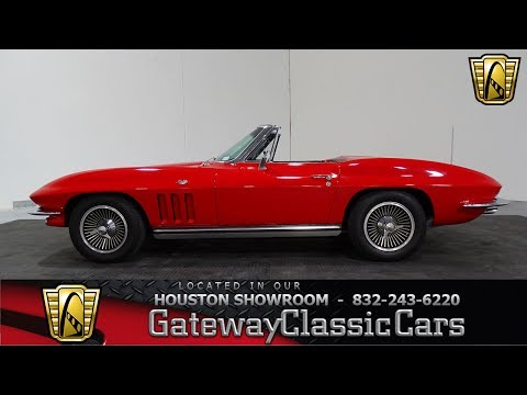 Video of '65 Corvette - LDUR