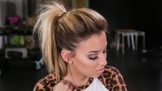 How to: The Perfect Ponytail!