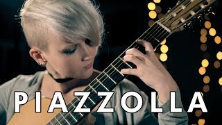 """Video thumbnail of """"Invierno Porteño by Astor Piazzolla, performed by Stephanie Jones"""""""