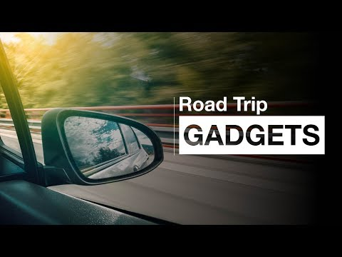 5 Incredible Gadgets To Take Road Trips to the Next Level