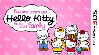 Minisatura de vídeo nº 1 de  Hello Kitty: Happy Happy Family