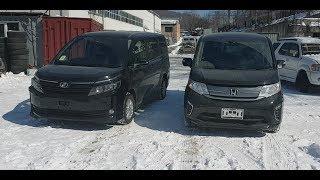 В чём разница? Почему в РФ это невозможно, Toyota Voxy vs Honda Stepwgn