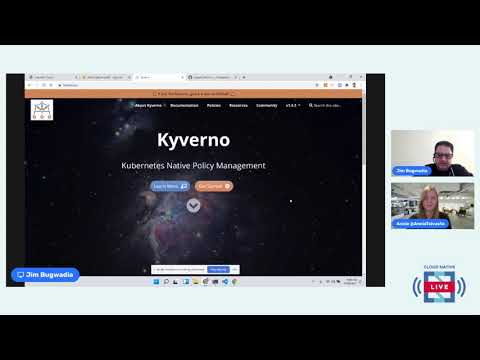 Cloud Native Live: SLSA with Cosign and Kyverno to secure software delivery