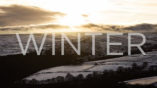 The Beauty of Winter - Cinematic FPV
