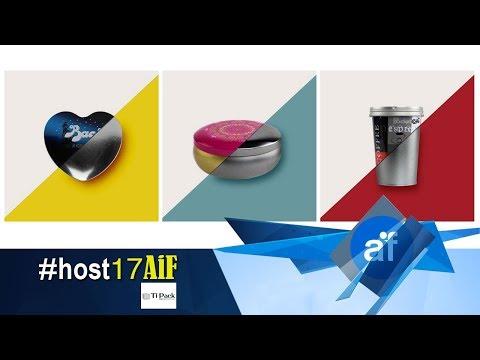 Scatole in metallo personalizzabili per alimenti - Ti.Pack