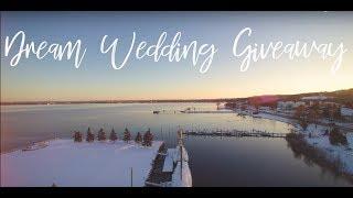 Dream Winter Wedding Giveaway 2019 - northernmichiganweddinggiveaway.com