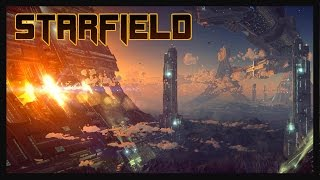 STARFIELD - A New Sci Fi Bethesda Game