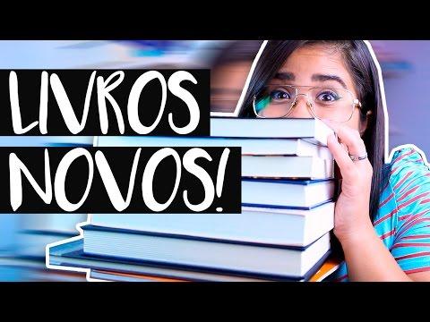 BOOK HAUL DE FEVEREIRO (2017)   Pronome Interrogativo