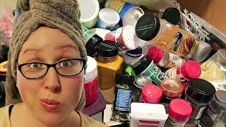 ✅SUPER MESSY CLEAN, COOK, AND DECLUTTER WITH ME | Big Family Organization and Deep Cleaning