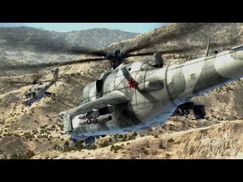 Air Missions: Hind - Launch Trailer thumbnail