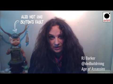 Vidéo de  R. J. Barker