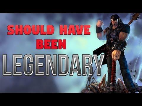 Do You Remember: Brutal Legend?