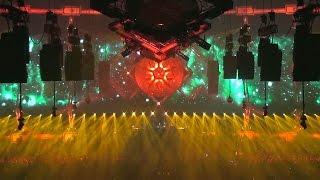 Noisecontrollers & Wildstylez Qlimax 2015 Equilibrium Live Setmovie