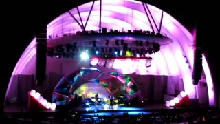 Animal Collective - Peacebone - Live @ The Hollywood Bowl 9-23-12 in HD