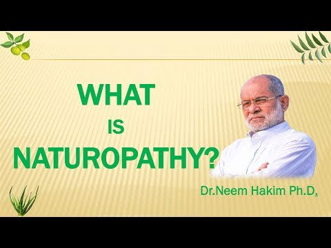 What is Naturopathy ?