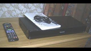 Funktionsprüfung - Panasonic Festplettenrekorder DMR-BCT 740