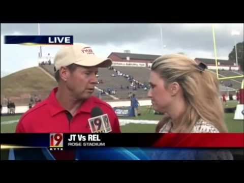 ETFinalScore's Eric Sullivan talks about football games for the John Tyler and Robert E. Lee.