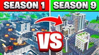 TILTED TOWERS HAS COME BACK *NEW* Game Mode In Fortnite Battle Royale