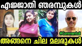 ഇവറ്റകളെ കൊണ്ട് തോറ്റല്ലോ ! Troll Video | Negative Comments Malayalam | Anjitha Nair