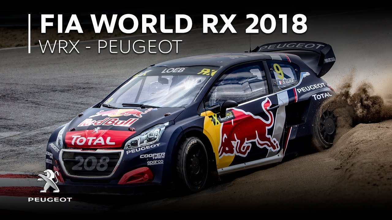 born ready the signature of peugeot and peugeot 208 in wrx media peugeot international. Black Bedroom Furniture Sets. Home Design Ideas