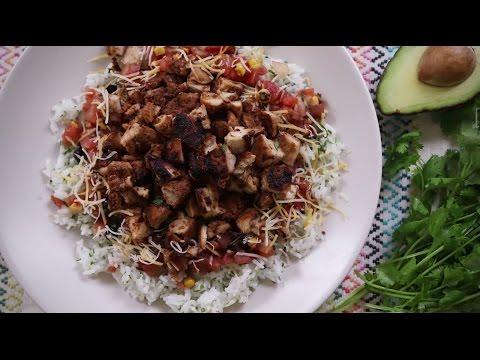How to Make Copycat Chipotle® Chicken   Dinner Recipes   Allrecipes.com